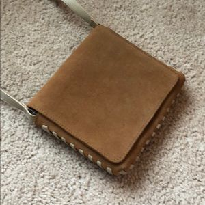 Urban outfitters suade crossbody